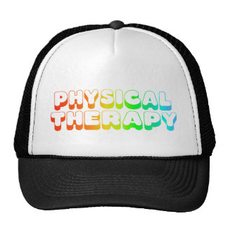 Rainbow Physical Therapy Trucker Hat