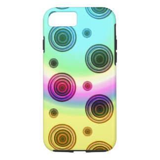 rainbow pink iPhone 7 case