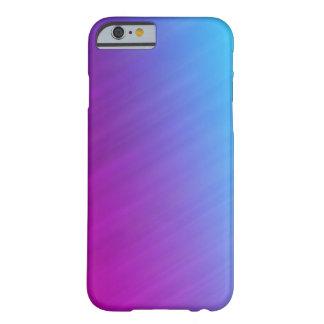 Rainbow Pink Mauve & Blue Tones, iPhone 6/6s Case