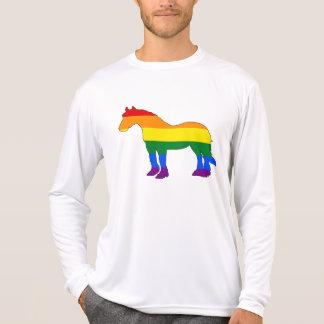 Rainbow Pitbull T-Shirt