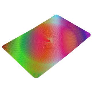 Rainbow Plafond Floor Mat