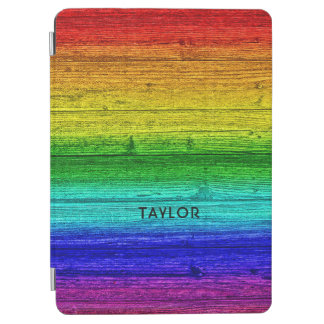 Rainbow Planks custom name device covers