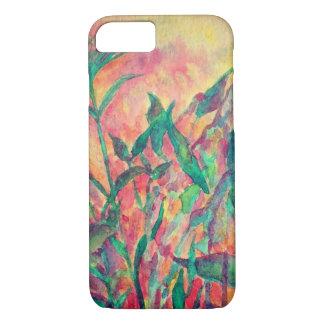 Rainbow Plant Phone Case