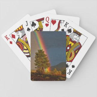 RAINBOW PLAYING CARDS