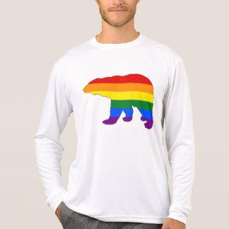 Rainbow Polar Bear T-Shirt