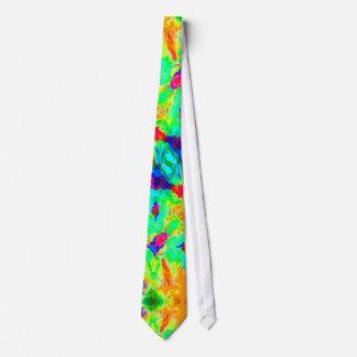 Rainbow Pool Tie