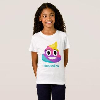 Rainbow Poop Emoji T-Shirt