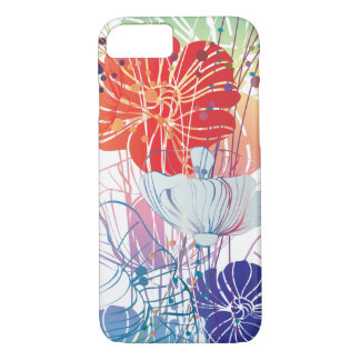 Rainbow Poppies - Case - 3