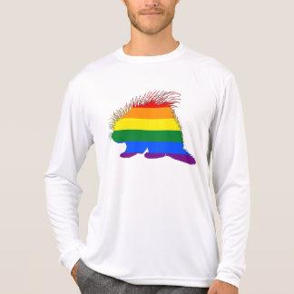 Rainbow Porcupine T-Shirt