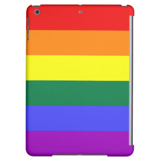 Rainbow Pride Flag iPad Air Cases