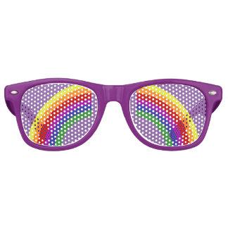 Rainbow Pride Glasses