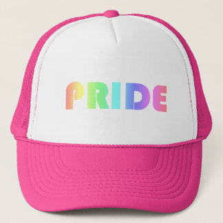 RAINBOW PRIDE HAT