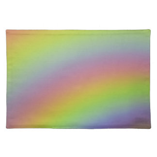 Rainbow Product Placemat