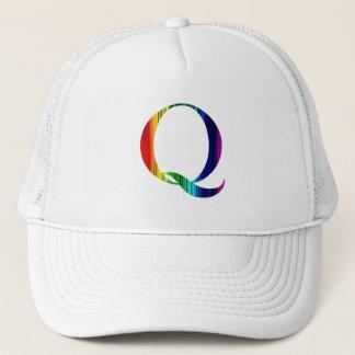 Rainbow Q Hat