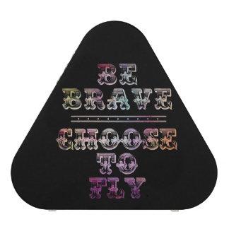 Rainbow quote speaker