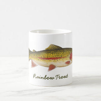 RAINBOW, Rainbow Trout Coffee Mug