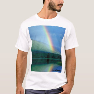Rainbow reflection T-Shirt