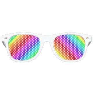 Rainbow Retro Sunglasses