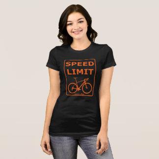Rainbow Rex Speed Limit: Orange T-Shirt