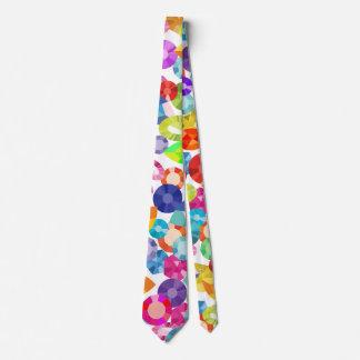 rainbow rhinestones menswear mens necktie neck tie