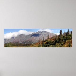Rainbow Ridge, Alaska Poster