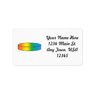 Rainbow RIng Label