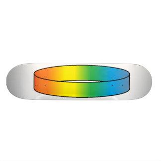 Rainbow Ring Skatedeck Skate Deck