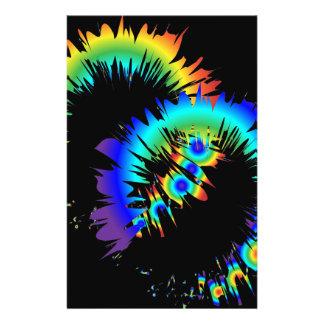 rainbow rings flyer