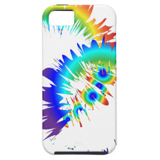rainbow rings iPhone 5 covers