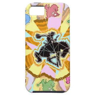 Rainbow Rodeo. iPhone 5 Cases