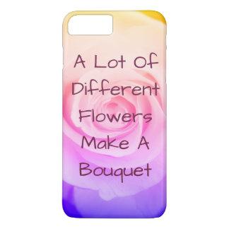 Rainbow Rose Iphone 7 Case