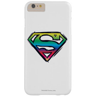 Rainbow S-Shield 2 Barely There iPhone 6 Plus Case