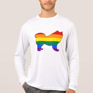 Rainbow Samoyed T-Shirt