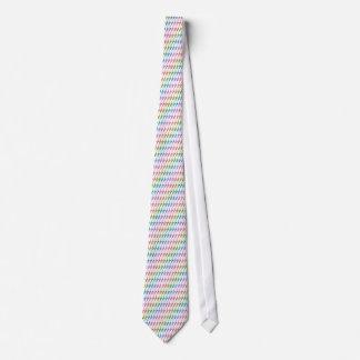Rainbow Sax Tie