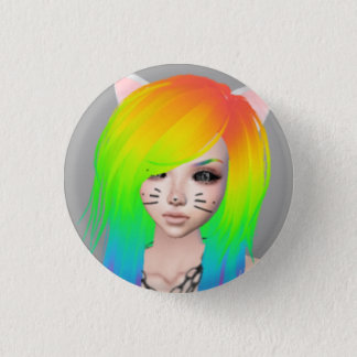 Rainbow Scene Queen Buttons