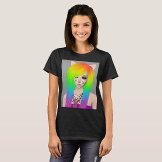 Rainbow Scene Queen Women's T-shirt