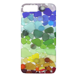 Rainbow Sea Glass iPhone 8 Plus/7 Plus Case