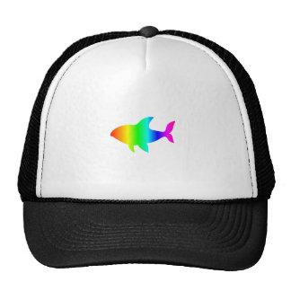 Rainbow Shark #2 Trucker Hat