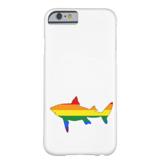 Rainbow Shark Barely There iPhone 6 Case