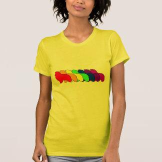 Rainbow Sheltie T-Shirt