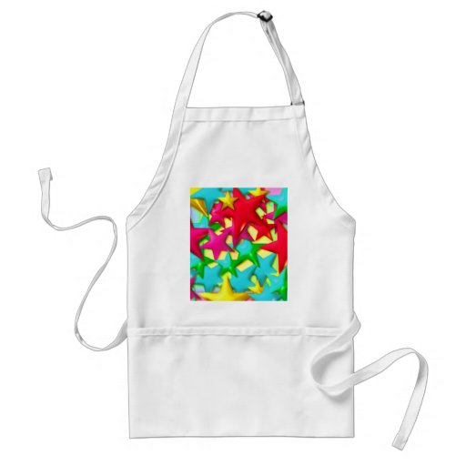 Rainbow Shine Apron