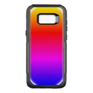 Rainbow Shine OtterBox Commuter Samsung Galaxy S8+ Case