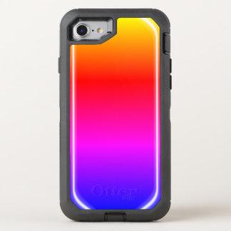 Rainbow Shine OtterBox Defender iPhone 7 Case