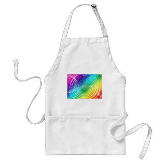 Rainbow Shockwave Standard Apron