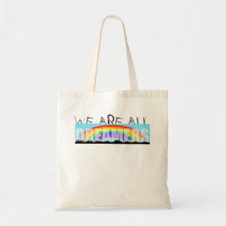 Rainbow Skyline Daca Dreamers 2 Tote Bag