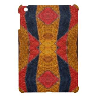 Rainbow Snake leather pattern iPad Mini Covers