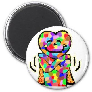 Rainbow Soul Magnet
