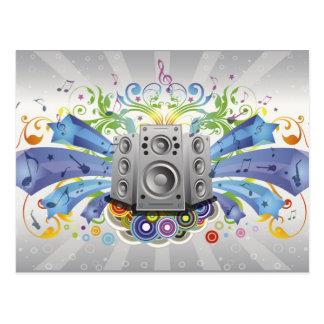 Rainbow Sound Postcard