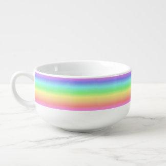 Rainbow Soup Mug