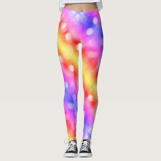 Rainbow Sparkle Leggings
